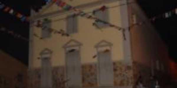 igreja de santo antonio, Por railton silva
